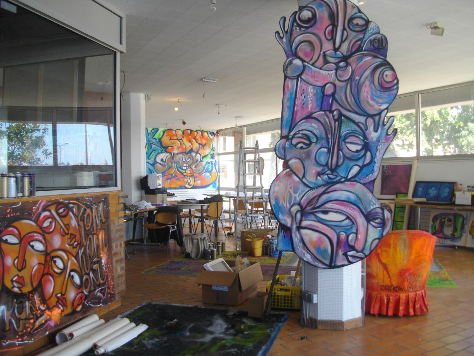 graffiti normand juillet 2011 pinard sauciflard ricard. Black Bedroom Furniture Sets. Home Design Ideas