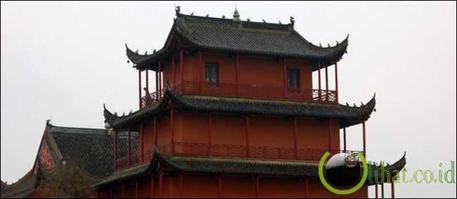 Taoist Temple di Beijing