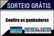 RESULTADO SORTEIO 21/07/13