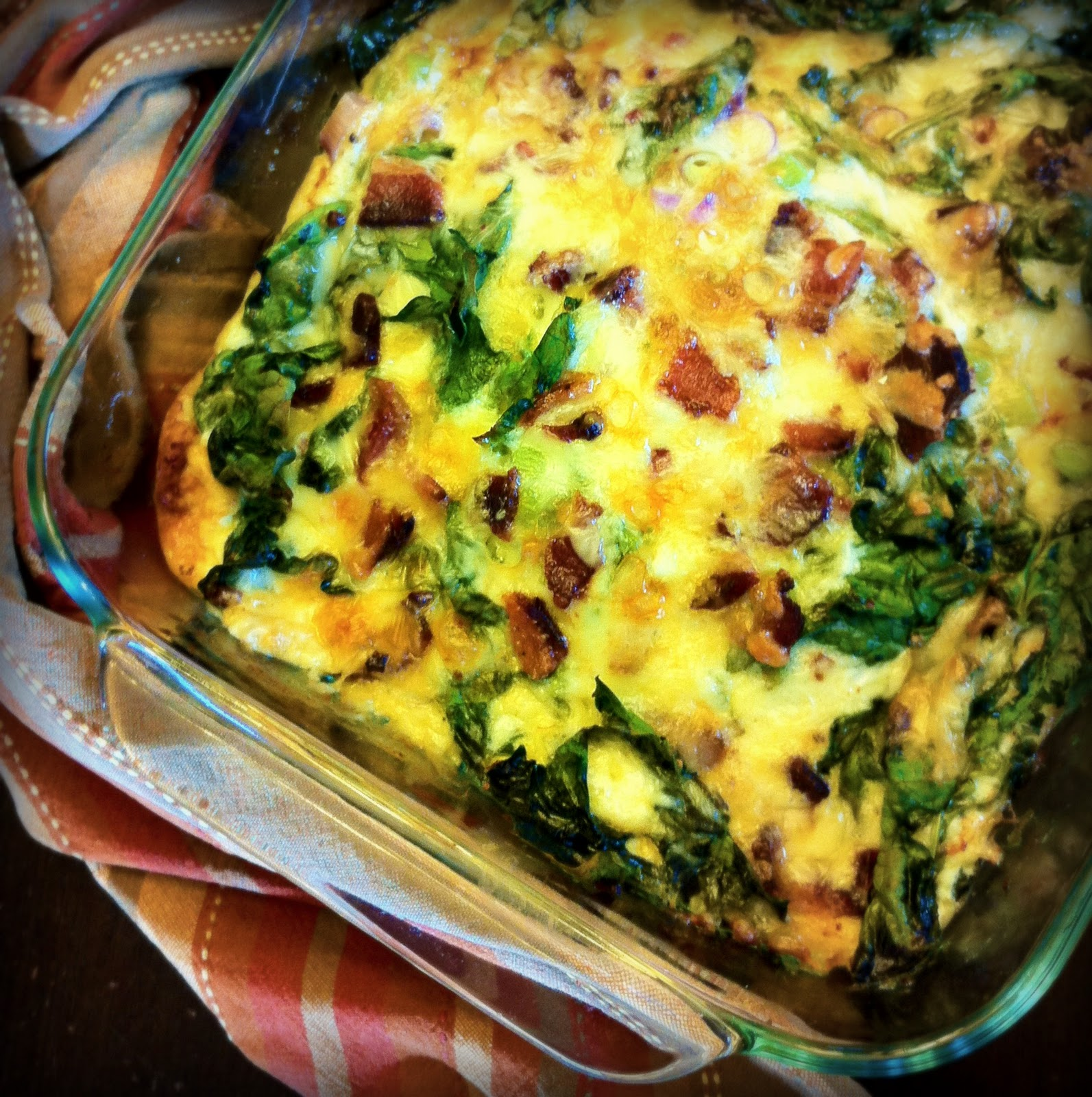 Lush omelet in the oven - 7 recipes, as in kindergarten 93