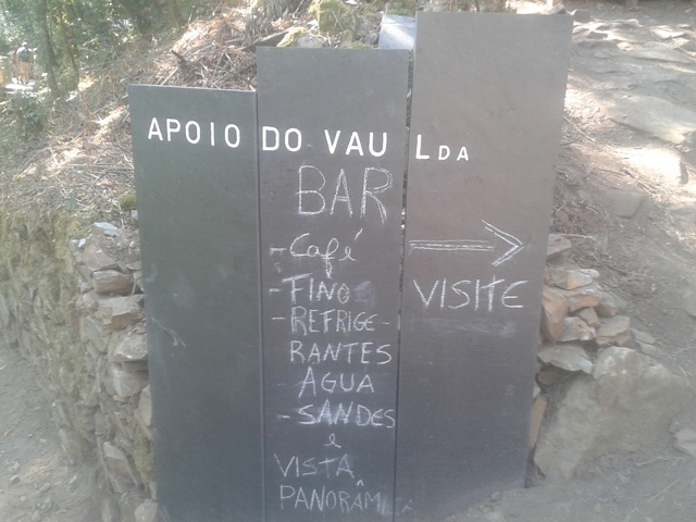 Apoio do Vau