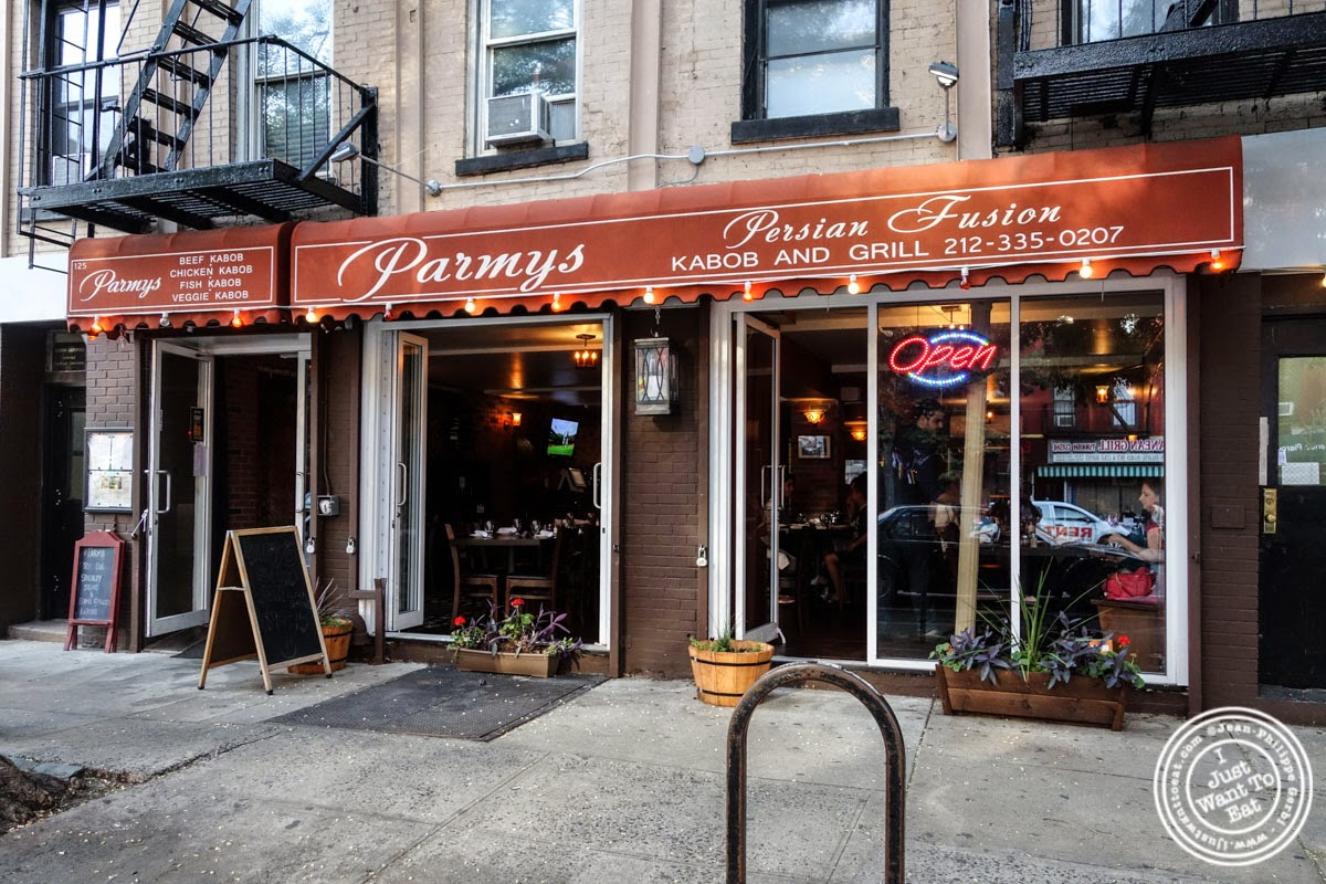 image of Parmys Persian Fusion in NYC, NY