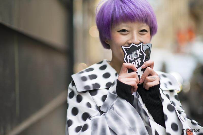 Fil Xiao Bai Paris Fashion Week PFW