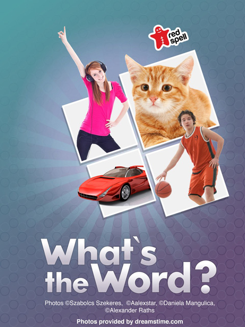 What's The Word Free App Game By Redspell