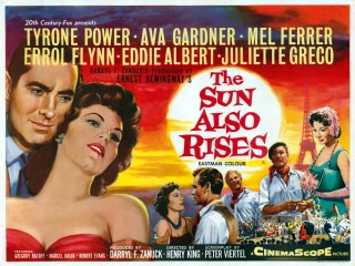 """The Sun Also Rises""  (1957)"