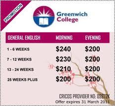 Greenwich college :)