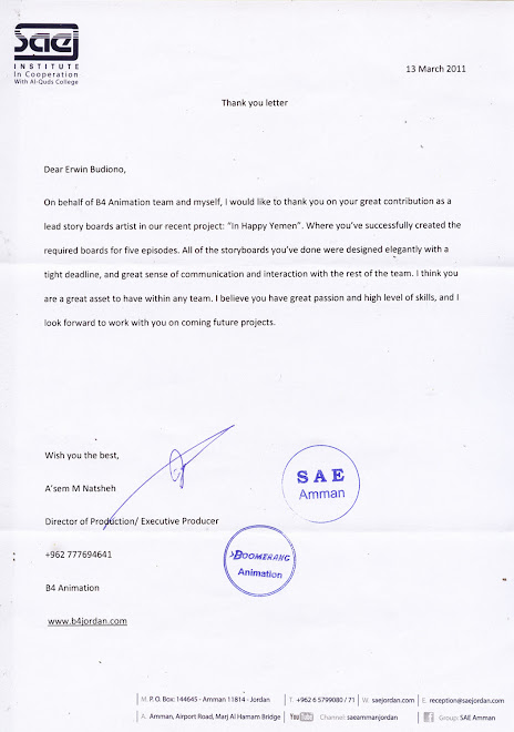 Thank You Letter From SAE amman Jordan