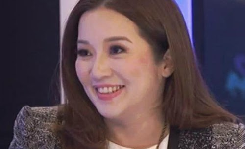Kris Aquino to run as Vice President in 2016 elections