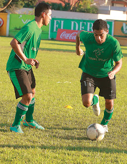 Oriente Petrolero - Rodrigo Vargas, Alcides Peña - DaleOoo.com página del Club Oriente Petrolero