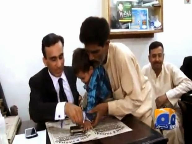 9-Month-Old Boy Accused Of Attempted Murder In Pakistan