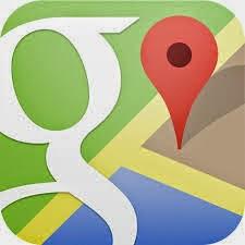 ung dung Google Maps cho dien thoai samsung