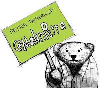 Petra Twitterissä