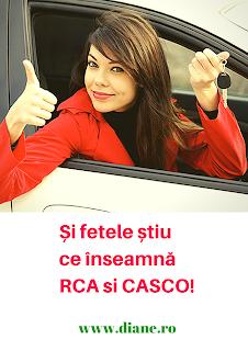 Care sunt diferentele dintreRCA si CASCO