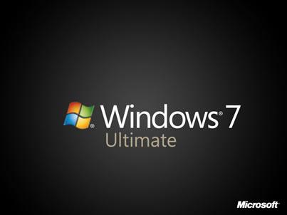 Windows 7 Ultimate 32-64 Bit Türkçe