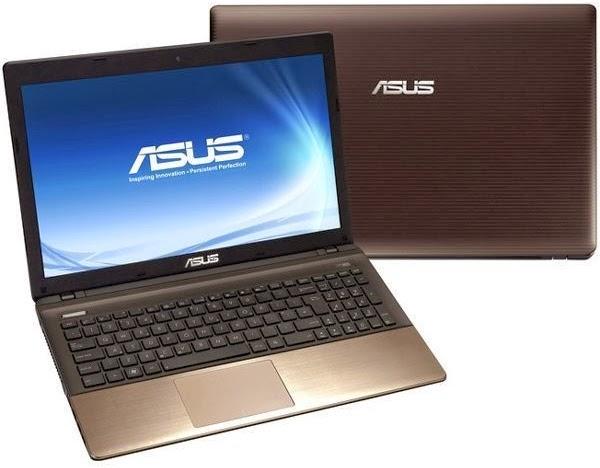Gambar Notebook Asus A450CA