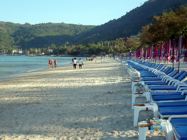 Patong Beach, Thailand – Tourist Destinations