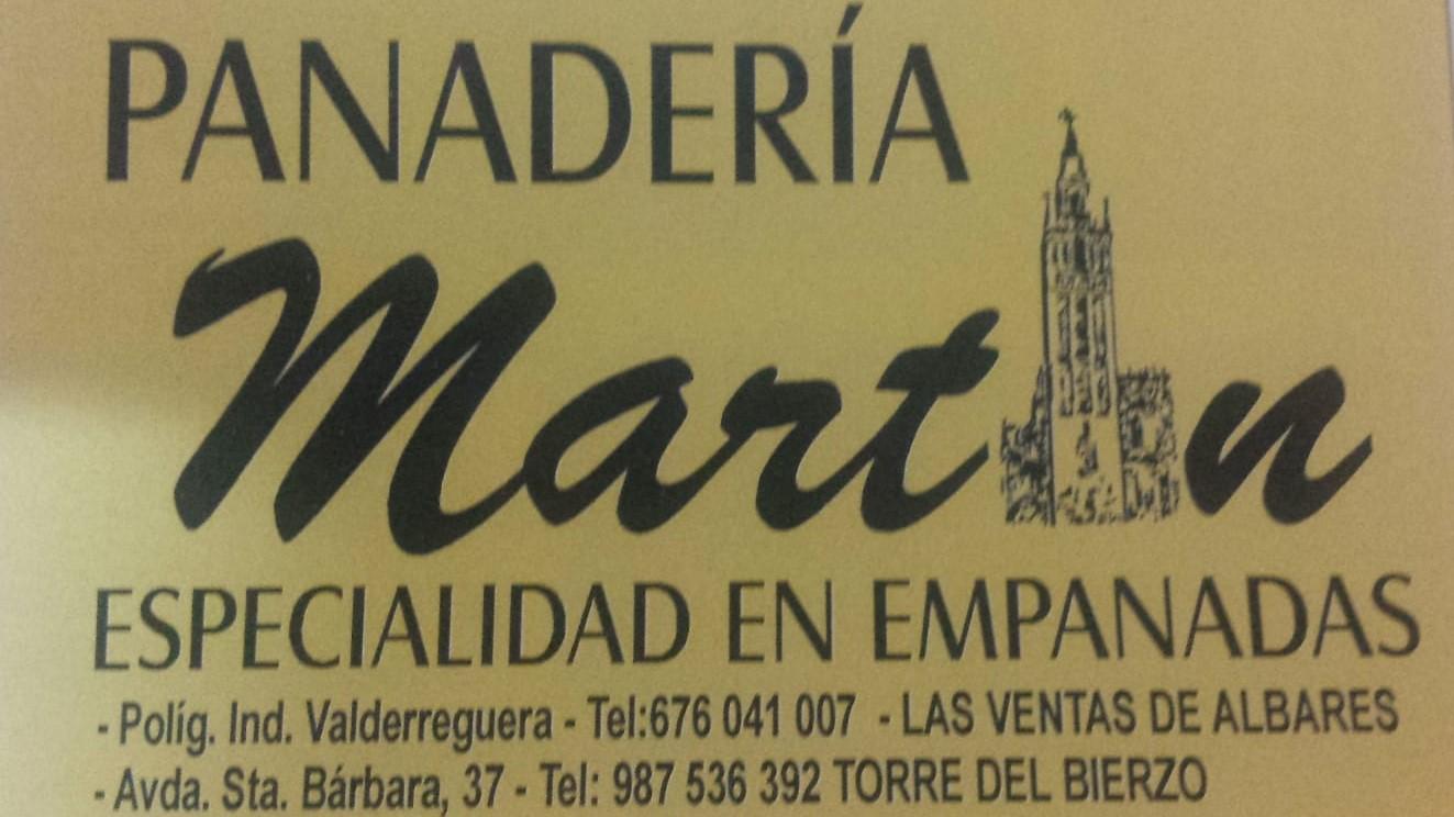 PANADERÍA MARTÍN