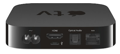 Apple TV - TV In A Small Box