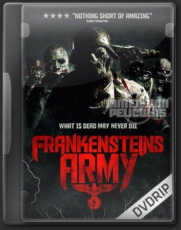 Frankensteins Army (DVDRip Ingles Subtitulada) (2013)