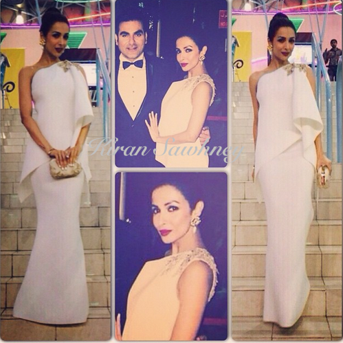 Malaika Arora at the premiere screening of DKD in Shantanu and Nikhil