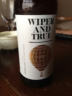 Wiper and True Amber Ale In the Pines Bristol