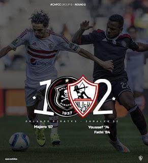 أهداف الزمالك وأورلاندو 2-1 الأهداف كاملة - كأس الإتحاد الأفريقي - تعليق علي محمد علي Full HD