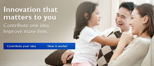 Philips Innovation That Matters To You Contest
