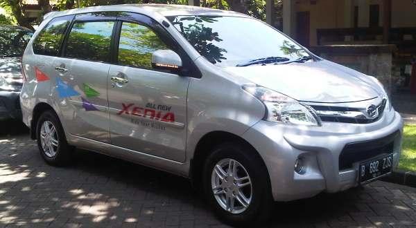 All New Daihatsu Xenia 2012