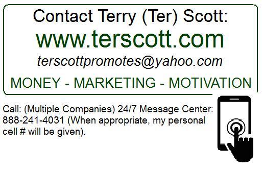 Contact Ter Scott