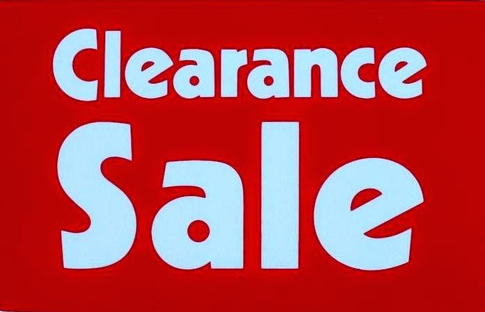 eBay Clearance Sale
