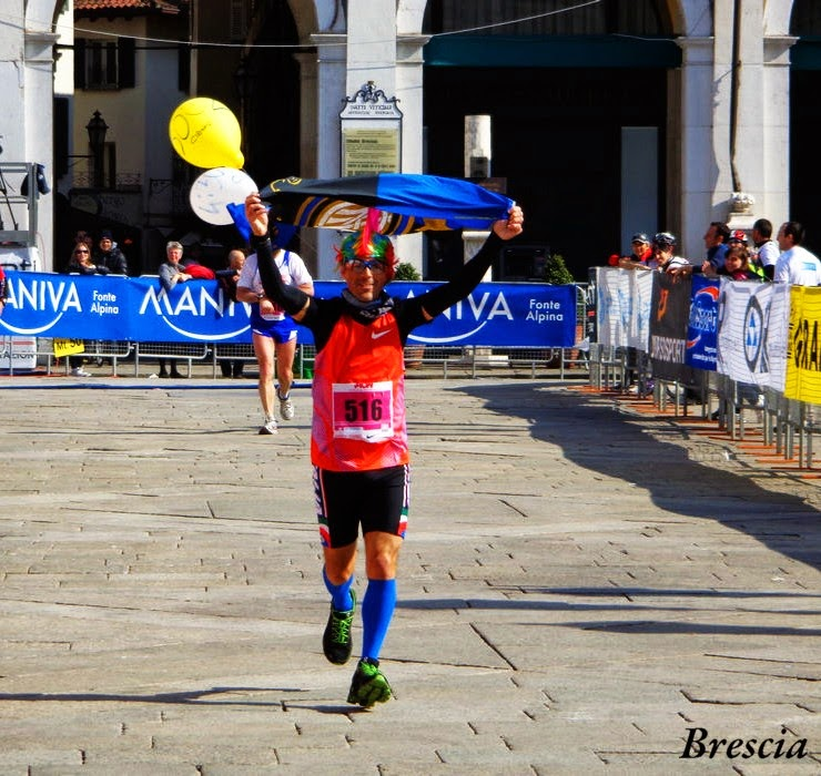 Maratona di Brescia 2013