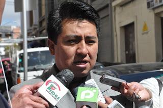 Diputado Choque: Mala demarcación de fronteras provoca nuevo impase