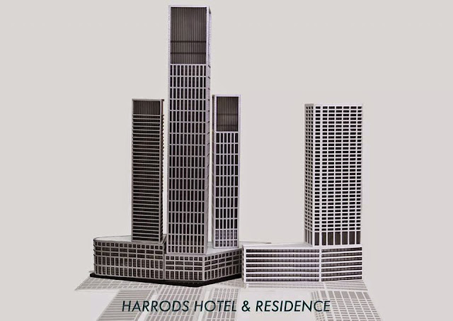 Harrods Hotel and Residence
