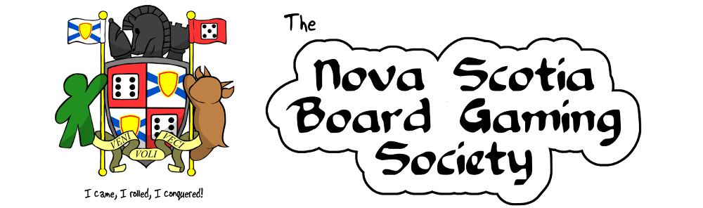 The Nova Scotia Board Gaming Society