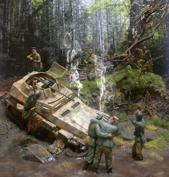 """END OF ROAD"" 1/35"