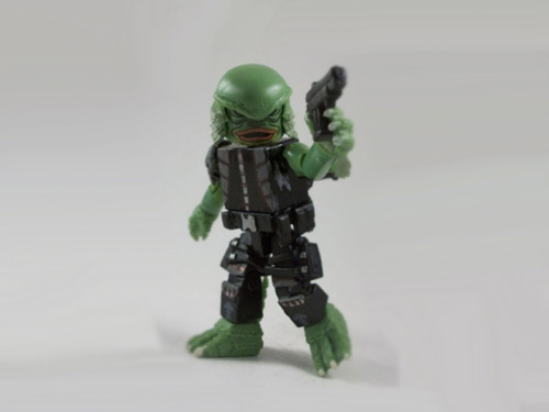 Black Ops Creature From The Black Lagoon Minimate