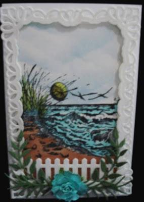 """ODBD """"The Mighty Sea"""" Designer Karen Wallace"""
