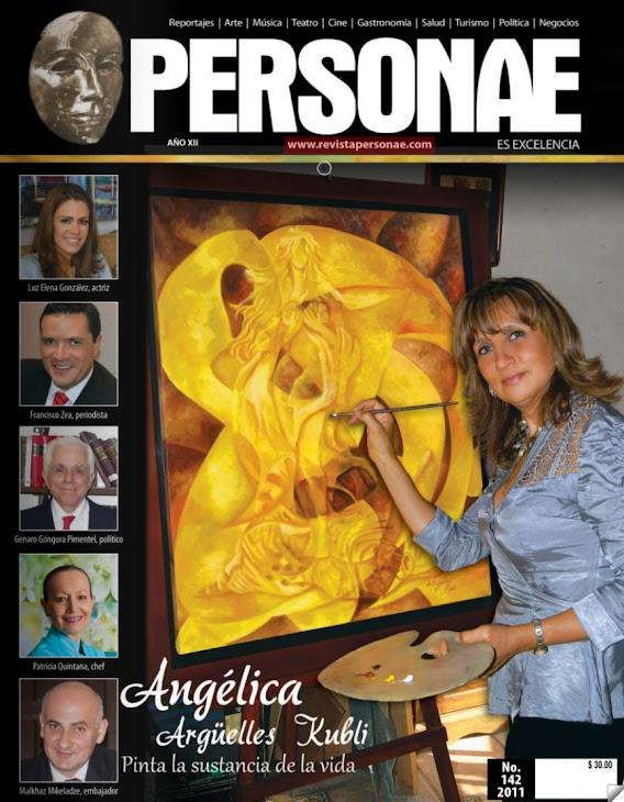 PORTADA REVISTA PERSONAE SEPTIEMBRE 2011