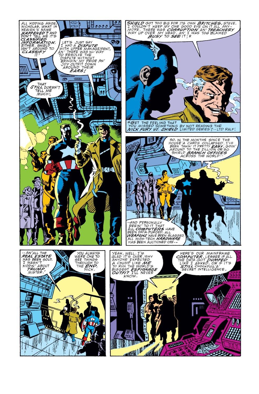Captain America (1968) Issue #351 #283 - English 13