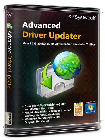 برنامج advanced driver updater 2014 لتحديث التعريفات اخر اصدار