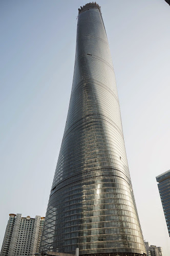segundo prédio mais alto do mundo