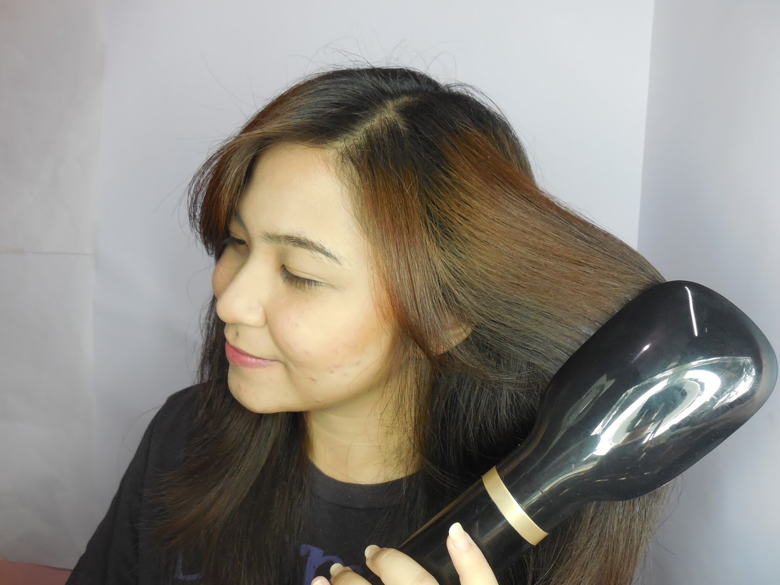 Rainbowdorable By Auzola Indonesian Beauty Blogger Bahasa Air Curly Hair Styler Sisir Soalnya Rambut Itu Lebih Halus Dan Gampang Diatur Kalau Dikeringin Sama