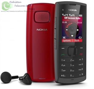 Nokia x1-01 Dual Sim Pakistan