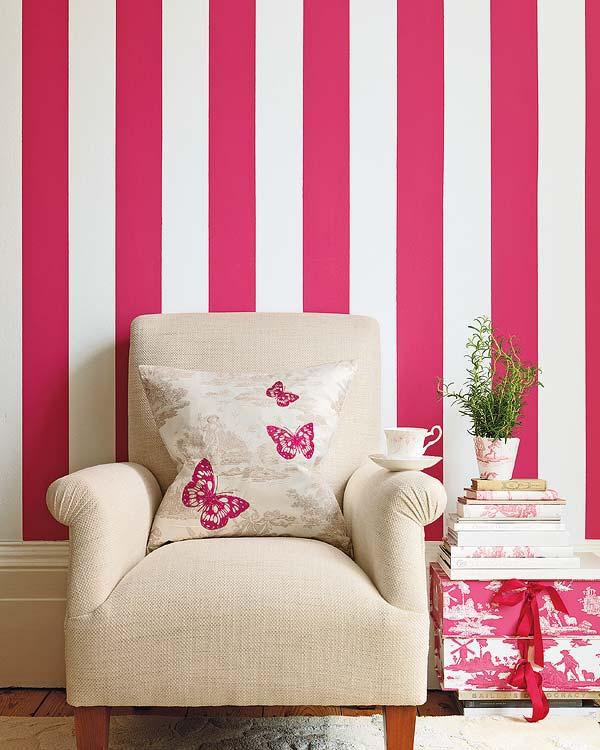 Listras - Pintar paredes a rayas ...