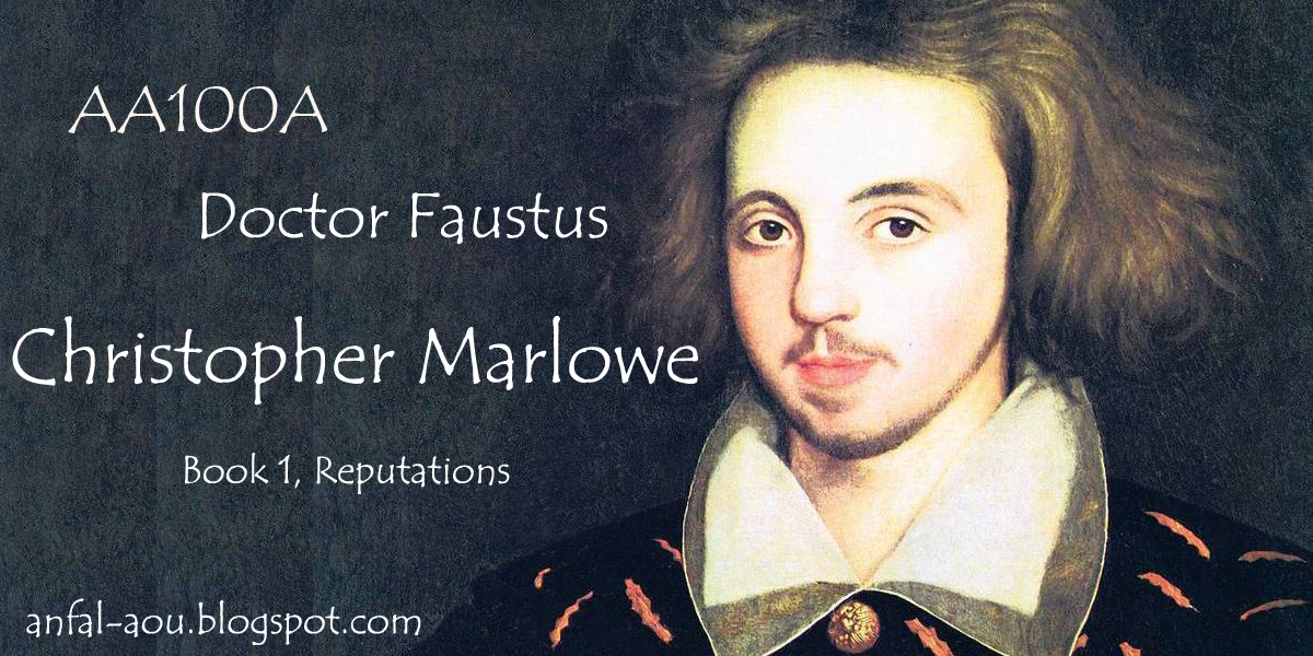 an analysis of doctor faustus by christopher marlow