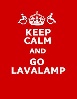 THE NEXT LAVALAMP
