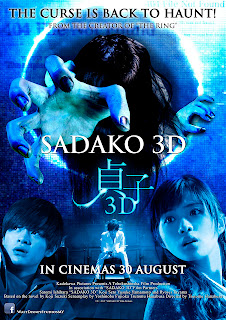 Sadako 3D (2012) BluRay 720p 550Mb Free Movies