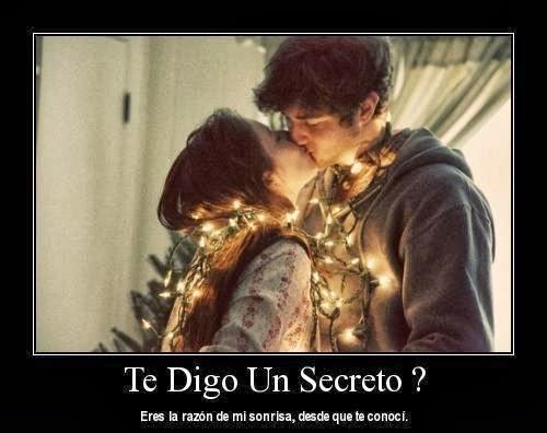 Carteles con frases de amor secreto para el FB Compartir.me - Imagenes De Amor Secreto