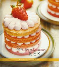 Siri Blogger Masakan Kek
