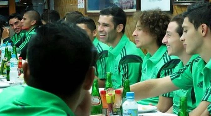 Meksiko,Hector Moreno Waspadai Luka Modric dan Ivan Rakitic Pemain Kroasia